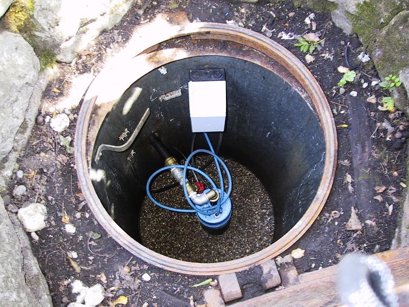 Gartenbrunnen und Anlagenbau | FB Brunnenbau